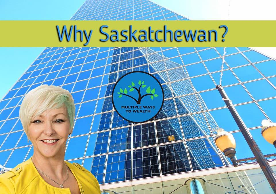 Saskatchewan Stands At An Opportune Time In Its History