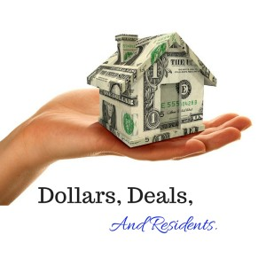 Dollars, Deals and Residents