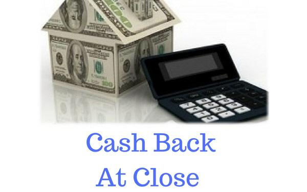 What Is Cash Back At Close?