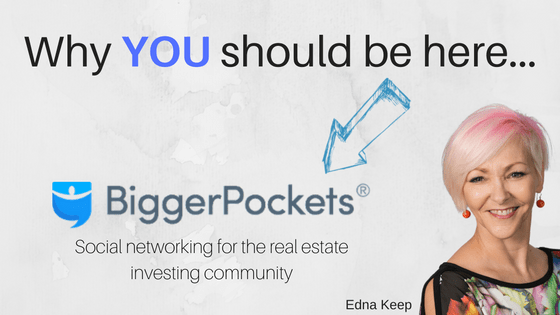 Join Bigger Pockets® If You Want Big Exposure