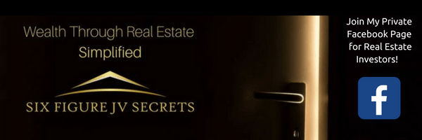 6 figure Joint Venture Secrets with edna Keep , saskatchewan real estate investing coach