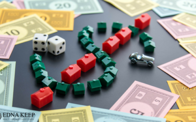 Real Life Real Estate Investing –  What Monopoly taught us and why it's wrong.