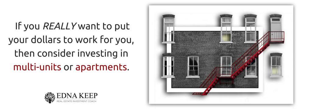 Invest in apartments, saskatchewan, edan keep, real estate
