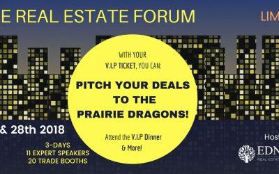 2018 Prairie Real Estate Forum
