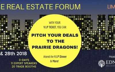 2018 Prairie Real Estate Forum