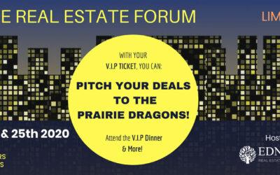 2020 Prairie Real Estate Forum
